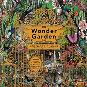 The wonder garden by Kristjana S Williams