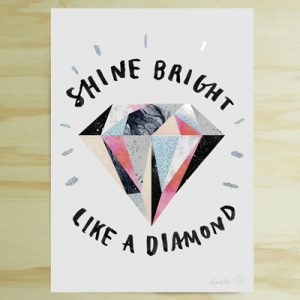 Shine Bright like a Diamond by Blacklist