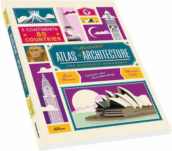 illustrated atlas of architecture