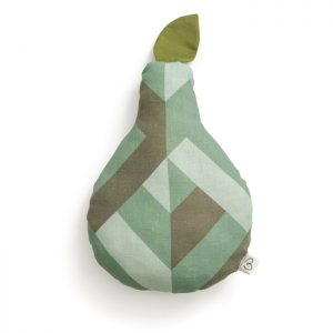 Mosey Pear Cushion
